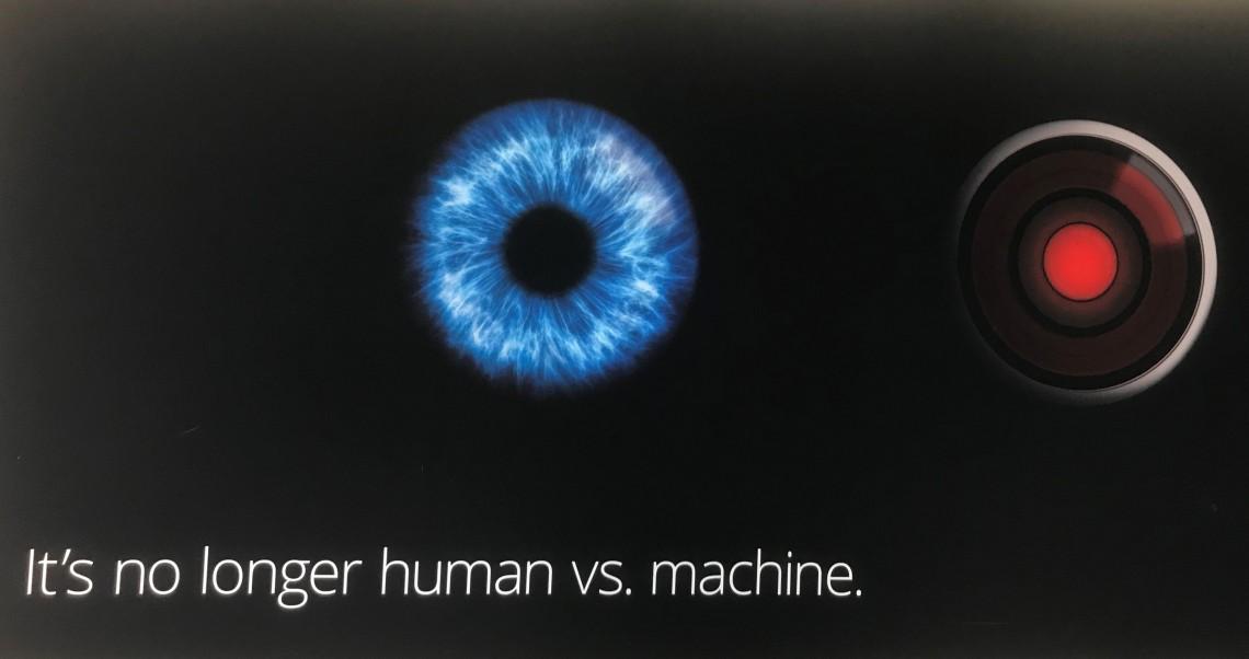 Human-v-Machine